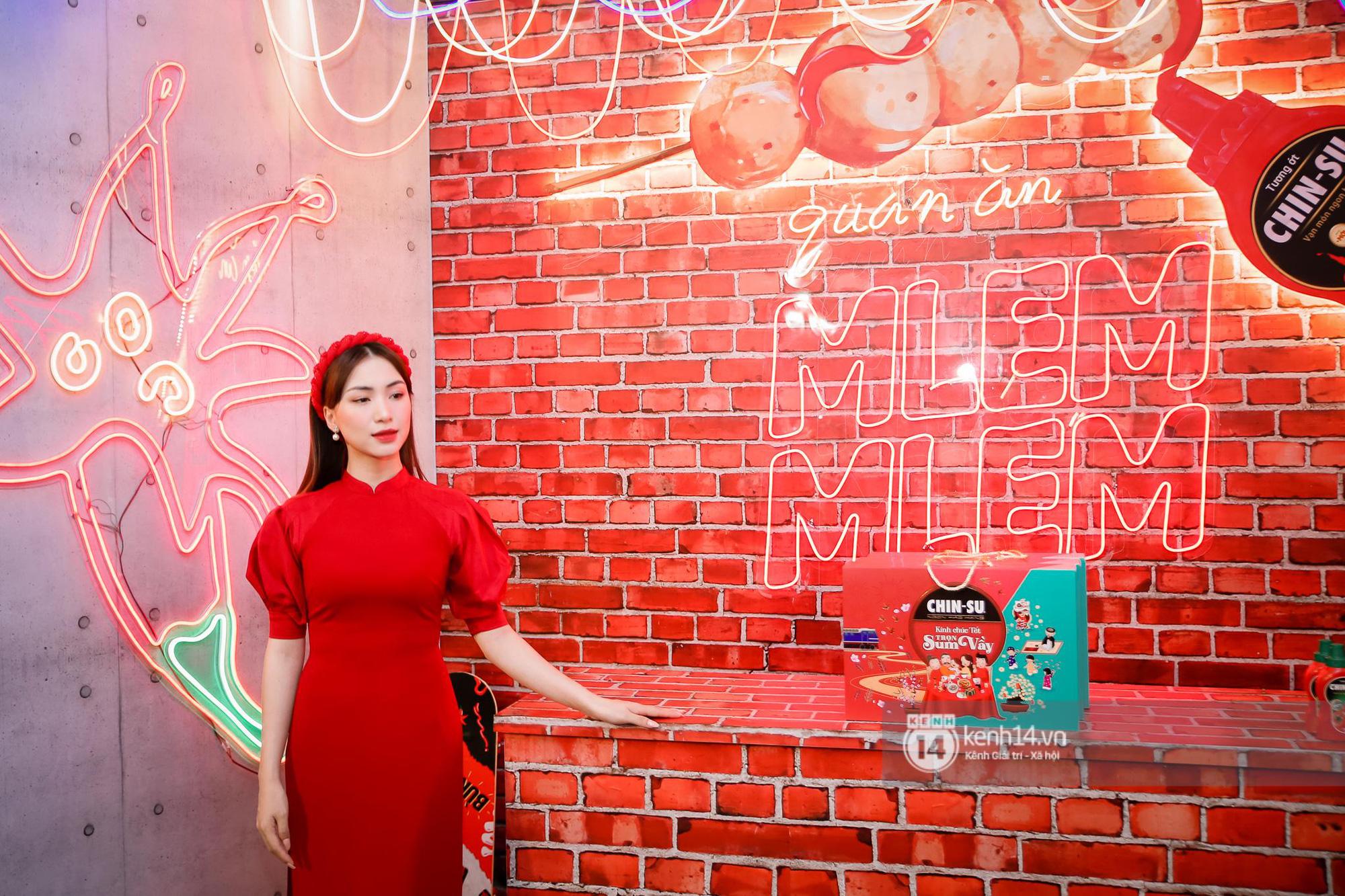 Fan Hòa Minzy bơi hết vào đây, xem idol đột kích Lễ hội Tết Việt và ngàn trải nghiệm wow chưa từng có! - Ảnh 8.