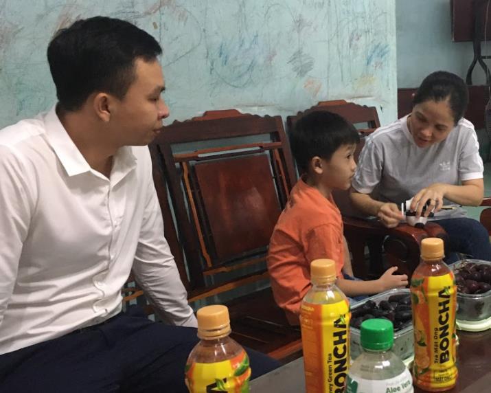 Bất ngờ khi tới thăm nhà các thí sinh Biệt đội Siêu Trí Tuệ Việt Nam mùa 2 - Ảnh 2.