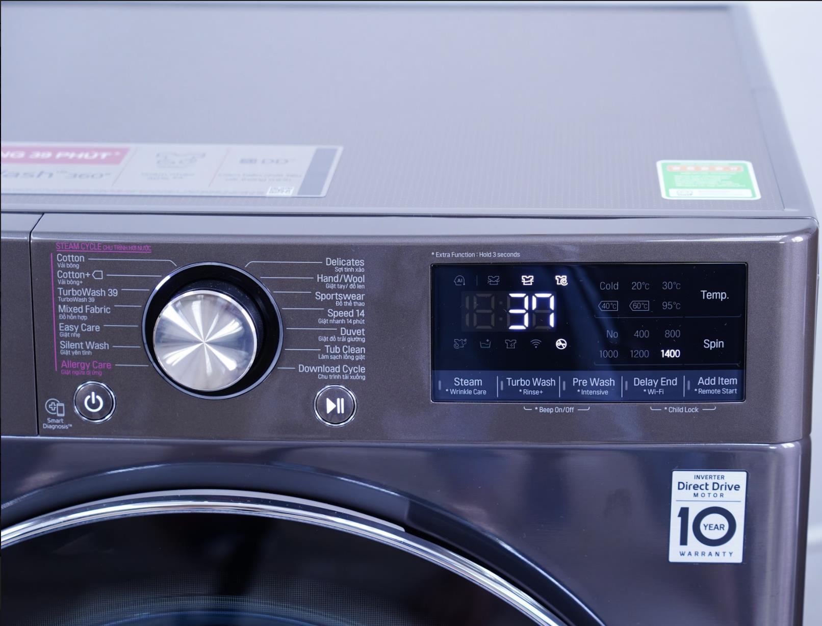 Góc review: Máy giặt thông minh xuất sắc năm 2020? - Ảnh 2.
