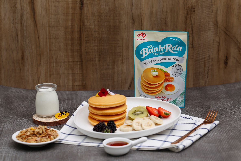 Gợi ý món ăn sáng ngon miệng làm nhanh tại nhà - Ảnh 2.
