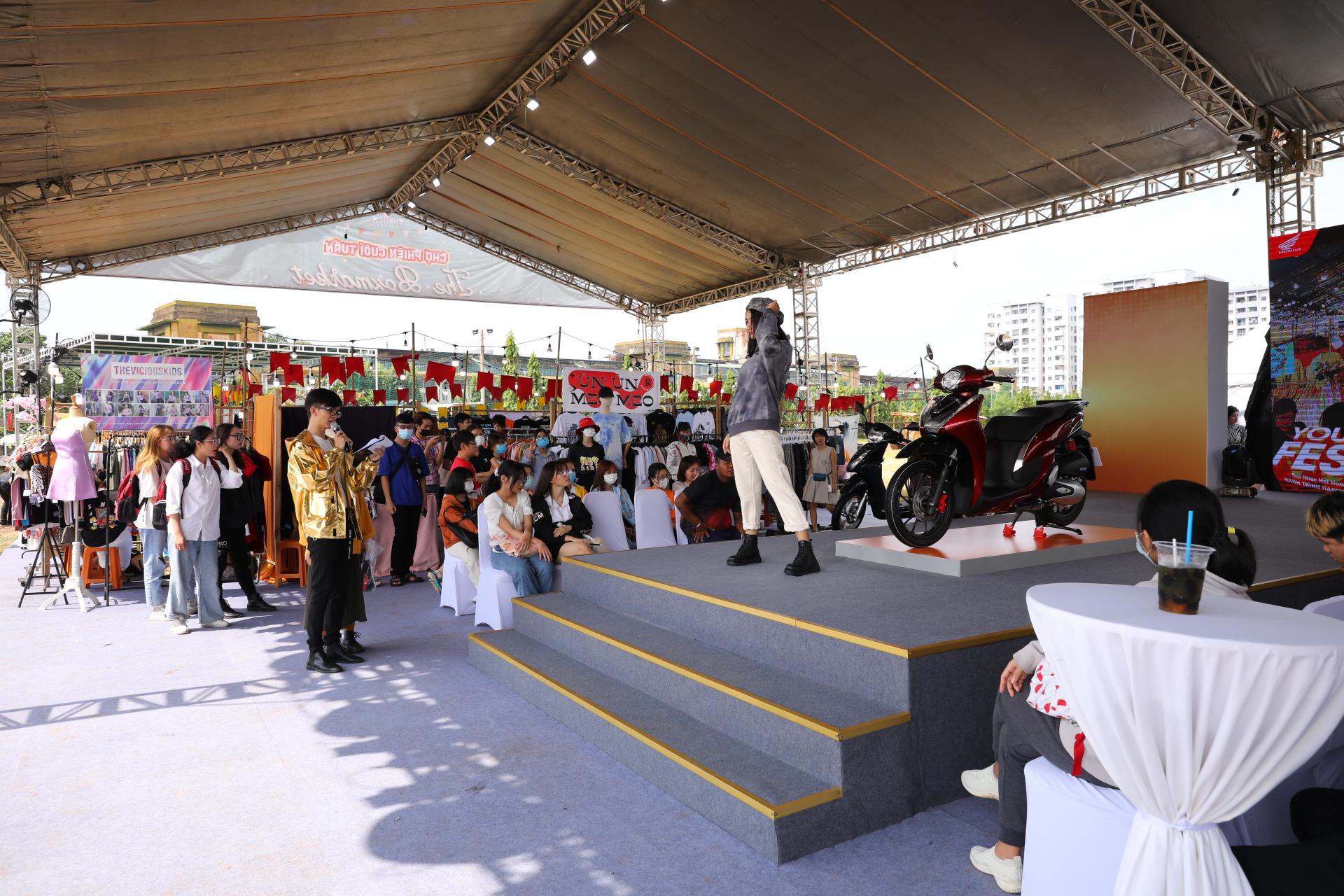 Bùng nổ niềm vui, thăng hoa hạnh phúc cùng đại nhạc hội Honda YOUTH FEST - Ảnh 1.