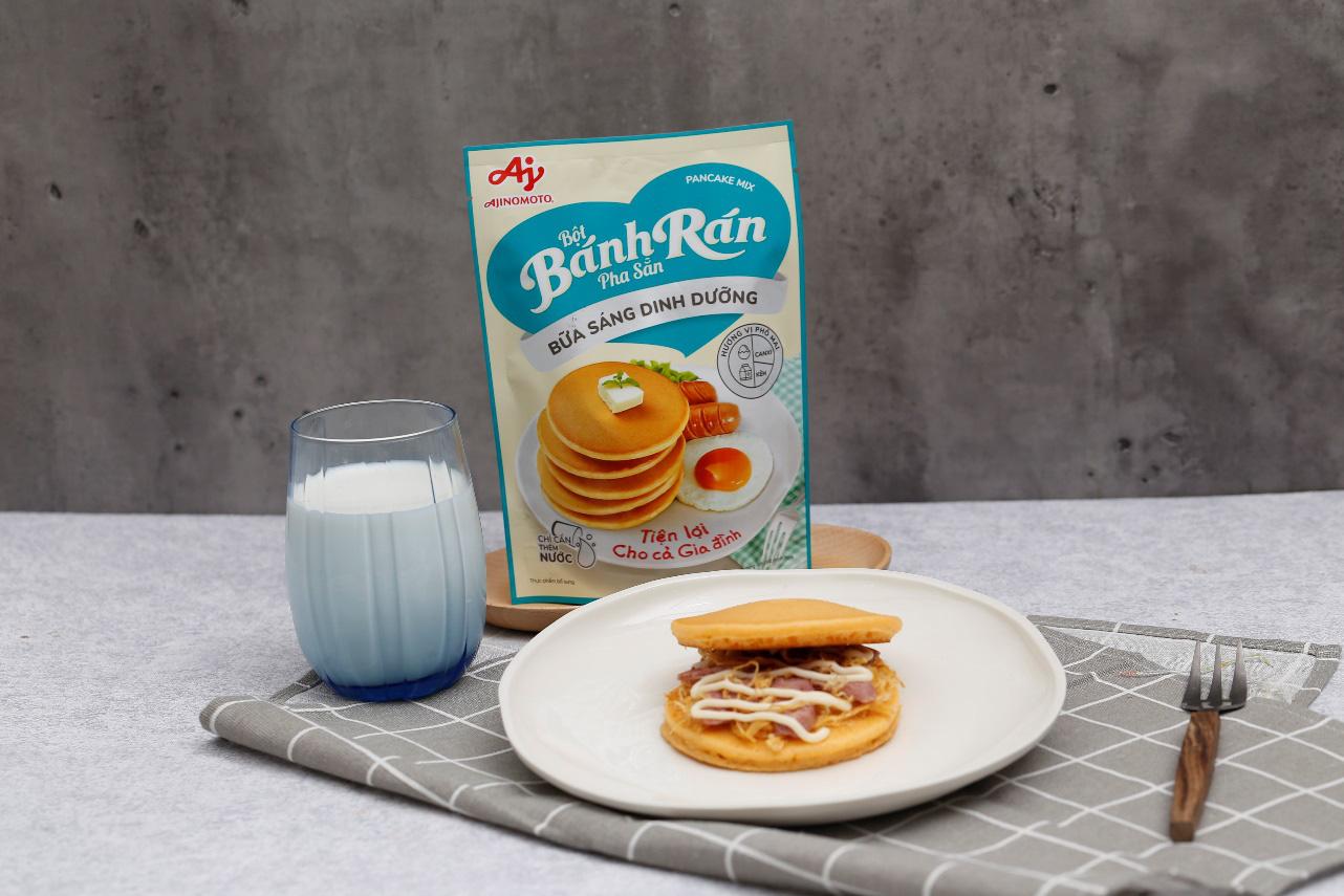 Gợi ý món ăn sáng ngon miệng làm nhanh tại nhà - Ảnh 3.