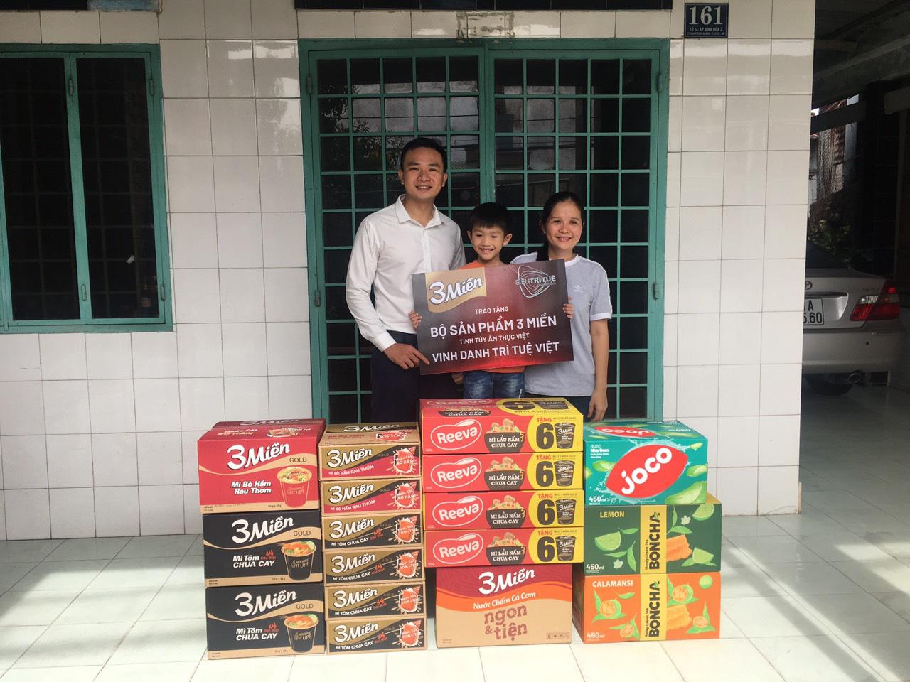 Bất ngờ khi tới thăm nhà các thí sinh Biệt đội Siêu Trí Tuệ Việt Nam mùa 2 - Ảnh 4.