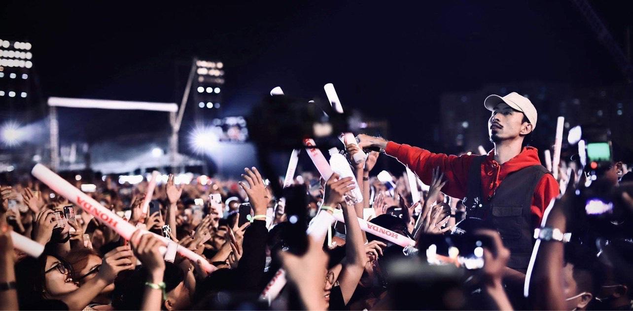 Bùng nổ niềm vui, thăng hoa hạnh phúc cùng đại nhạc hội Honda YOUTH FEST - Ảnh 7.