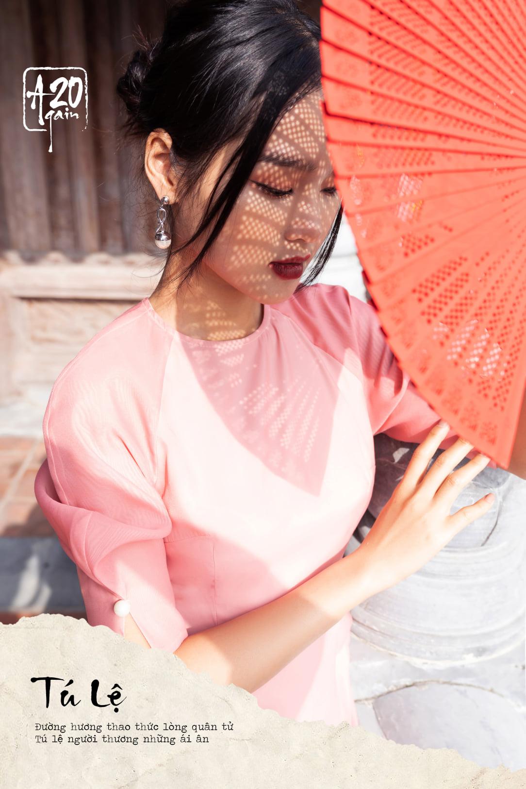 Thời trang 20AGAIN: Cùng xu hướng áo dài cách tân đón xuân mới 2021 - Ảnh 2.