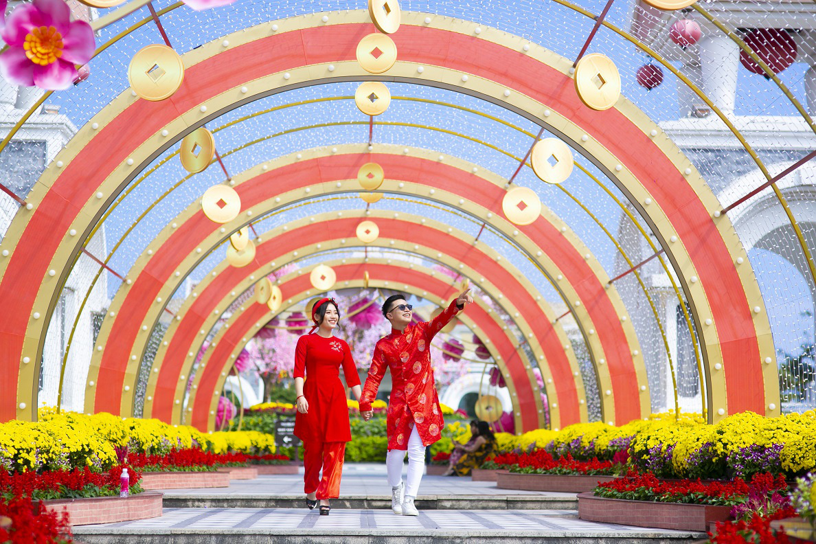 Tết Tân Sửu, Công viên Châu Á - Asia Park sẽ bùng nổ với chuỗi đêm nhạc và lễ hội hoành tráng - Ảnh 1.
