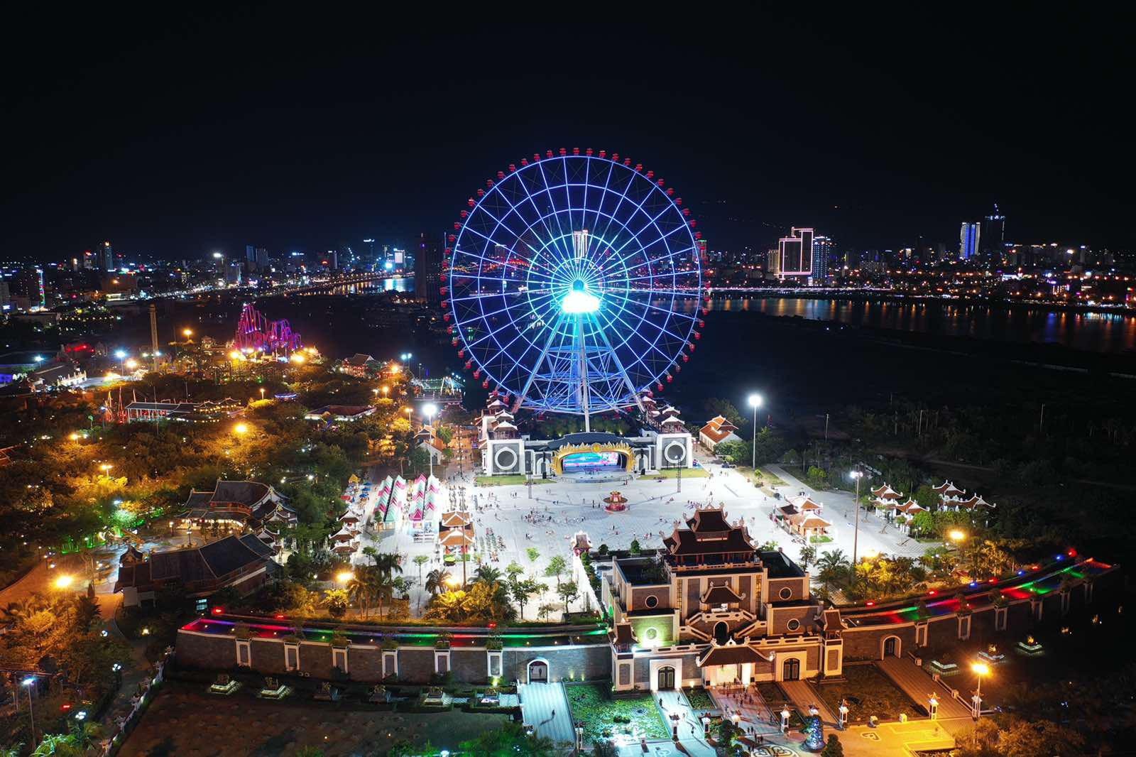 Tết Tân Sửu, Công viên Châu Á - Asia Park sẽ bùng nổ với chuỗi đêm nhạc và lễ hội hoành tráng - Ảnh 2.