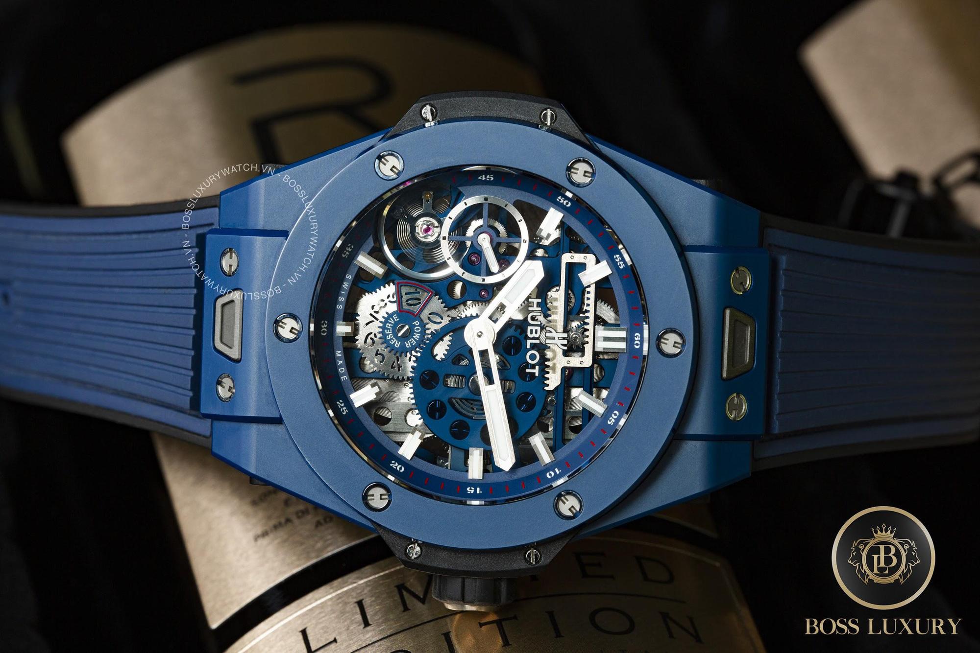 Boss Luxury gợi ý những mẫu đồng hồ đồng hành cùng quý ông chào mừng năm Tân Sửu 2021 - Ảnh 2.
