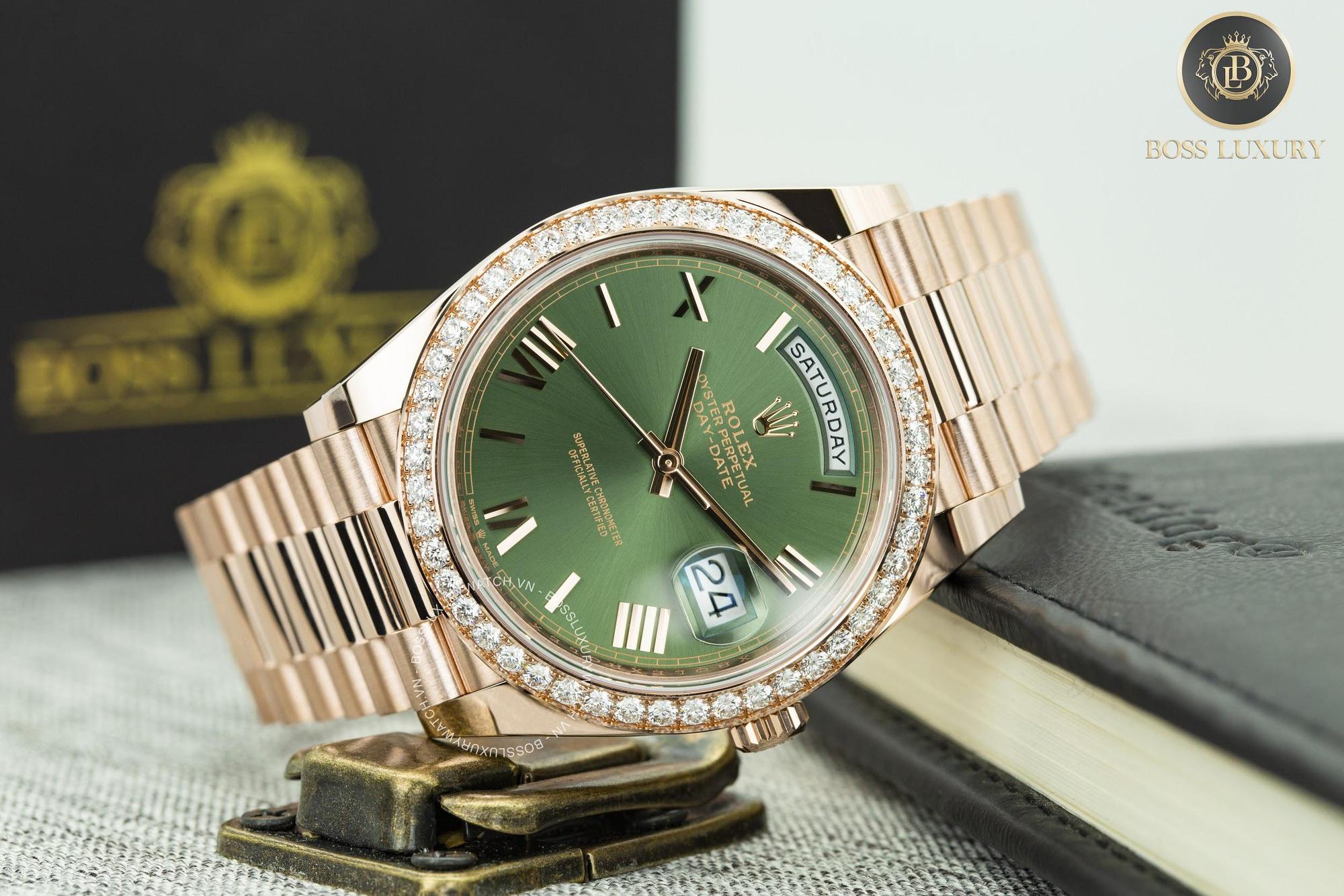 Boss Luxury gợi ý những mẫu đồng hồ đồng hành cùng quý ông chào mừng năm Tân Sửu 2021 - Ảnh 3.