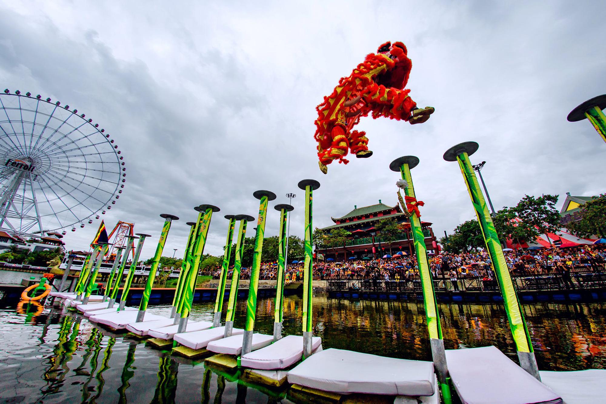 Tết Tân Sửu, Công viên Châu Á - Asia Park sẽ bùng nổ với chuỗi đêm nhạc và lễ hội hoành tráng - Ảnh 4.