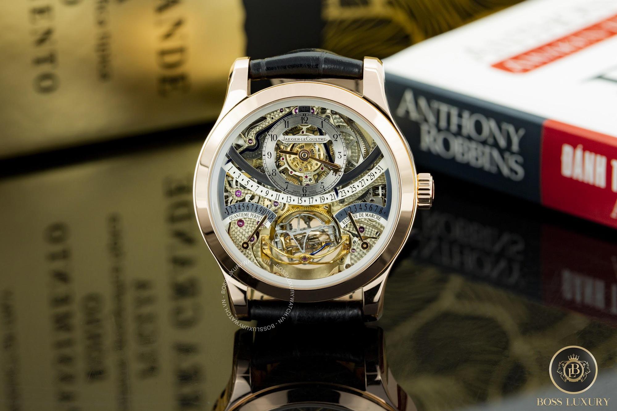 Boss Luxury gợi ý những mẫu đồng hồ đồng hành cùng quý ông chào mừng năm Tân Sửu 2021 - Ảnh 4.
