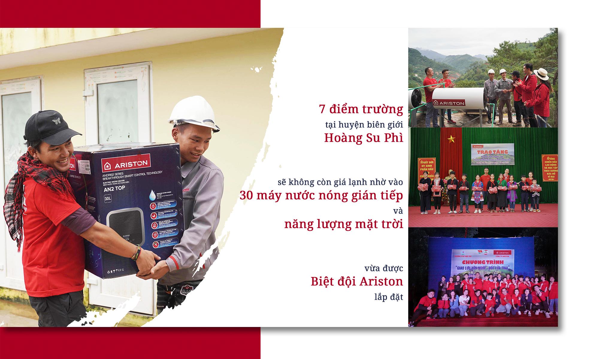 Những con số ấn tượng của Ariston và hành trình mang lại sự thoải mái cho mỗi người dân tại Việt Nam - Ảnh 6.