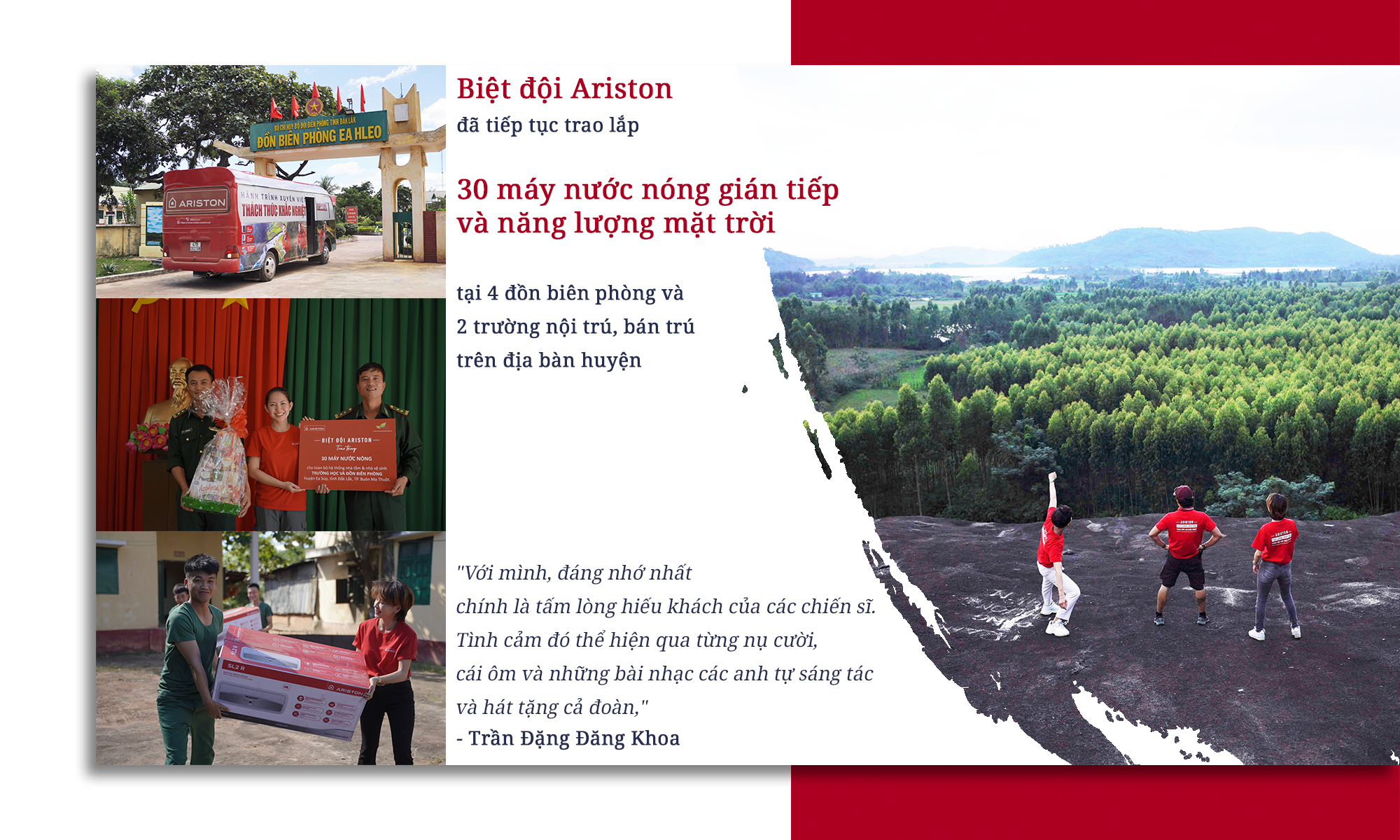 Những con số ấn tượng của Ariston và hành trình mang lại sự thoải mái cho mỗi người dân tại Việt Nam - Ảnh 8.