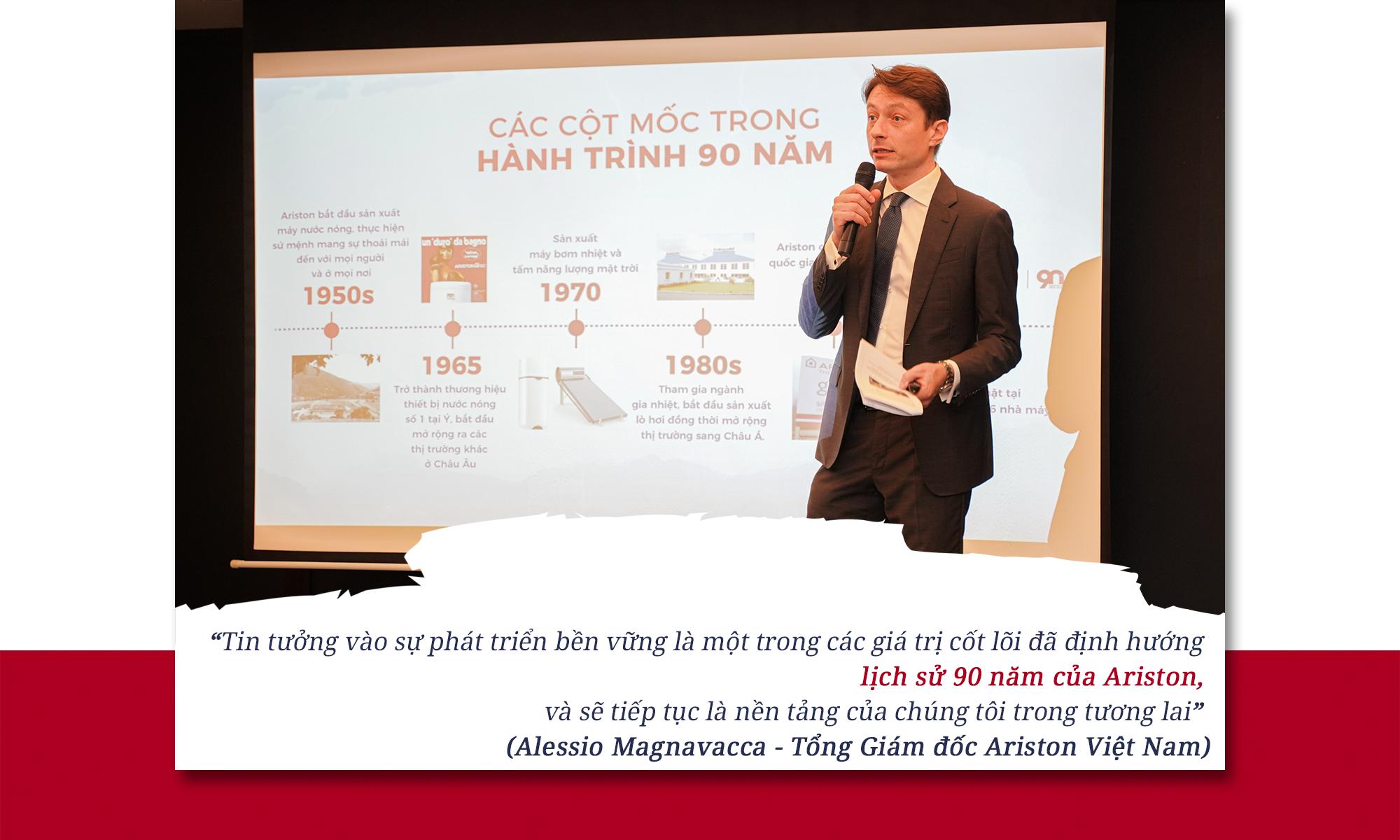 Những con số ấn tượng của Ariston và hành trình mang lại sự thoải mái cho mỗi người dân tại Việt Nam - Ảnh 11.