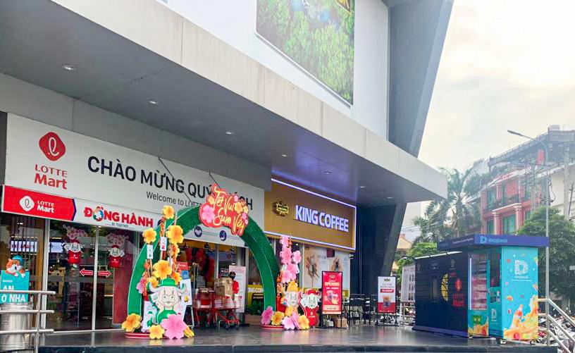 Trải nghiệm xu hướng mua sắm mới trên thế giới ngay tại LOTTE Mart - Ảnh 1.