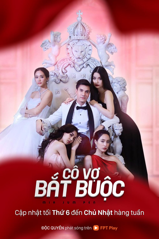 Cô Vợ Bắt Buộc - Phim Thái Lan gây bão trên Ứng dụng giải trí FPT Play - Ảnh 3.