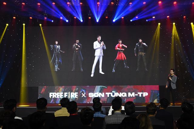 Free Fire hợp tác cùng Sơn Tùng M-TP cho ra mắt nhân vật Việt Nam đầu tiên - Skyler trên toàn thế giới - Ảnh 1.