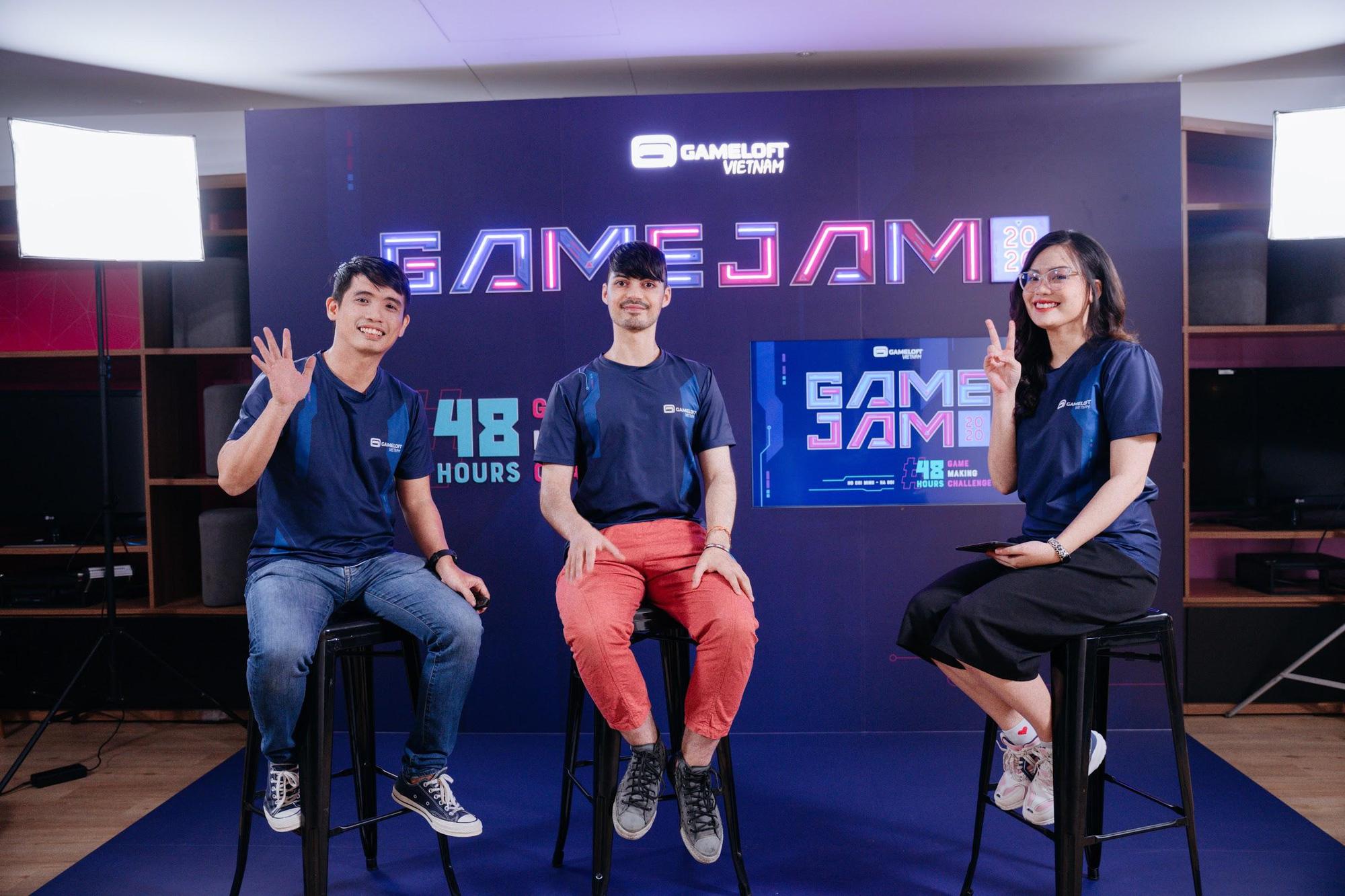 """Với chủ đề """"Life at home"""", nhiều ý tưởng đột phá ra đời tại Game Jam 2020 - Ảnh 2."""