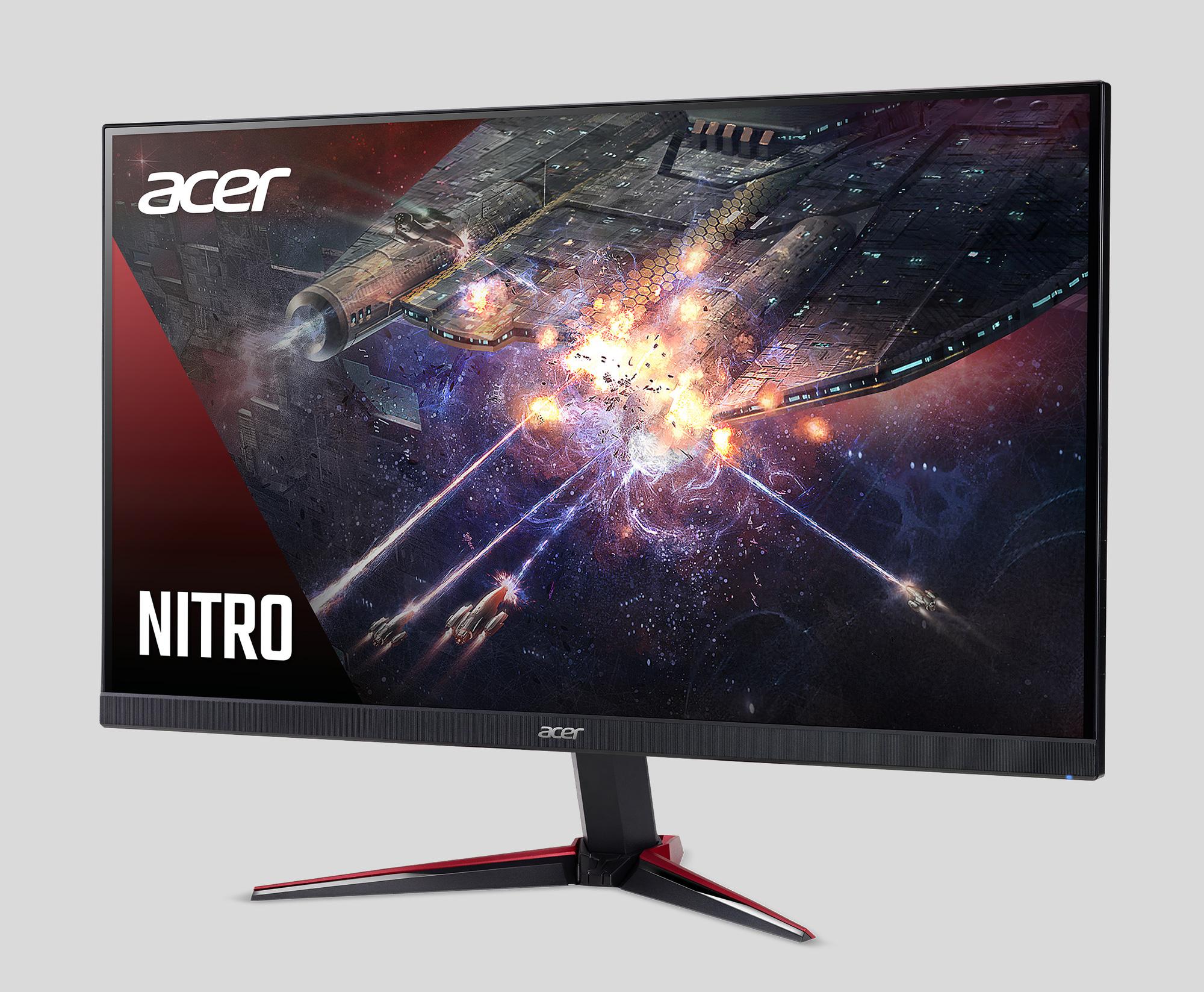 Acer trang bị tần số quét cực khủng 165Hz lên các sản phẩm màn hình gaming - Ảnh 2.
