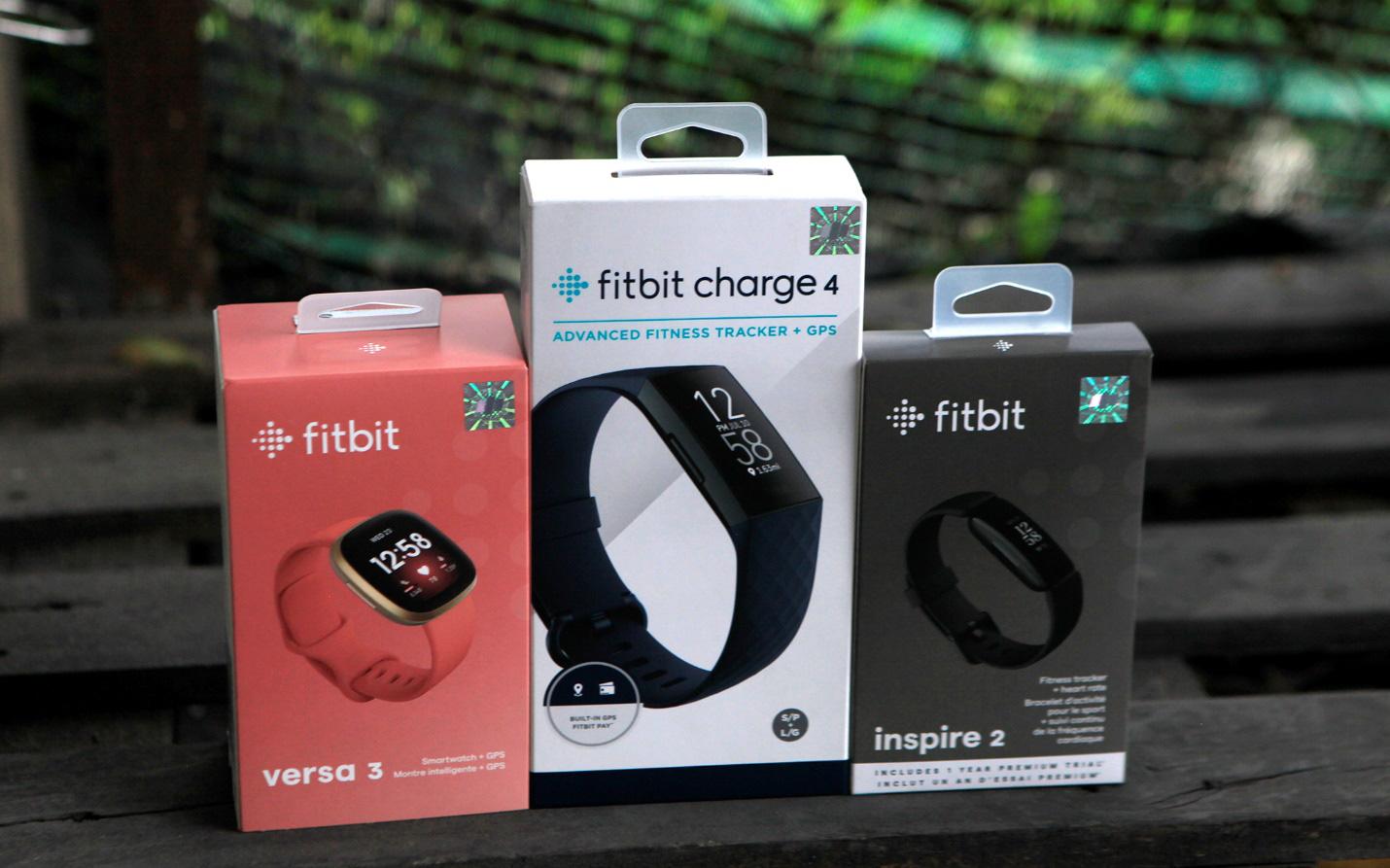 Bộ đôi Fitbit Inspire 2 và Versa 3 truyền cảm hứng vận động, nâng cấp hỗ trợ Tiếng Việt - Ảnh 1.