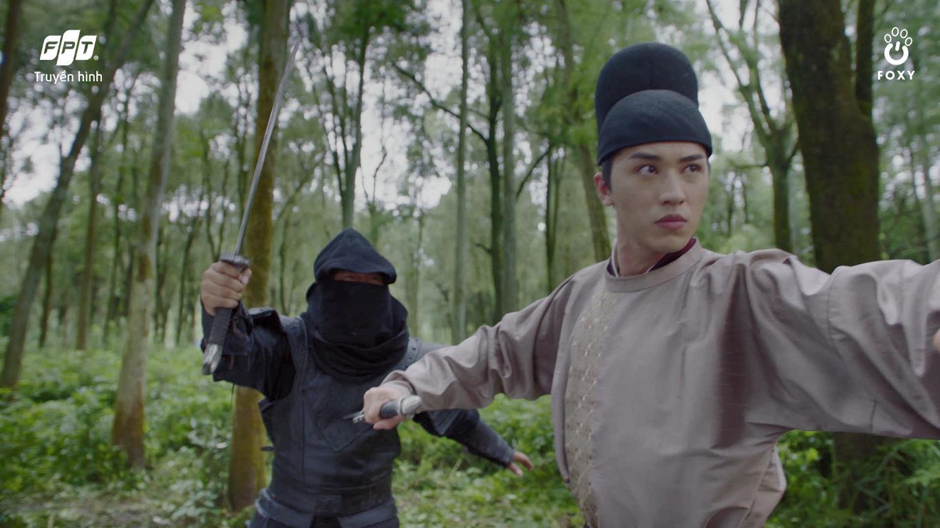 """Trai đẹp """"Thượng Ẩn"""" sánh vai mỹ nhân Cổ Lực Na Trát trong phim Đại Đường Minh Nguyệt - Ảnh 3."""