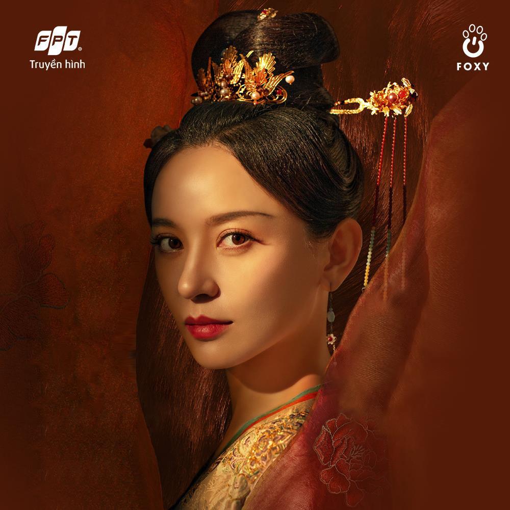 """Trai đẹp """"Thượng Ẩn"""" sánh vai mỹ nhân Cổ Lực Na Trát trong phim Đại Đường Minh Nguyệt - Ảnh 4."""