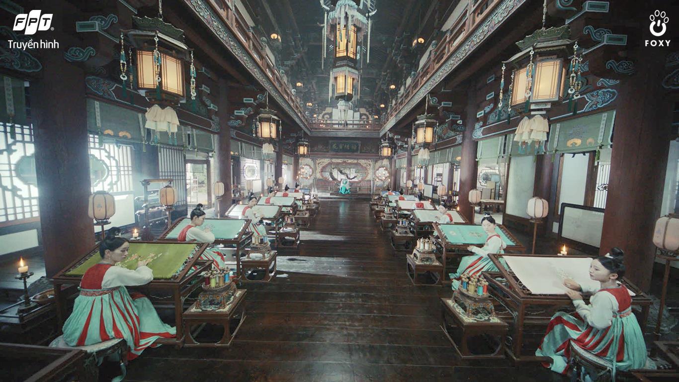 """Trai đẹp """"Thượng Ẩn"""" sánh vai mỹ nhân Cổ Lực Na Trát trong phim Đại Đường Minh Nguyệt - Ảnh 5."""