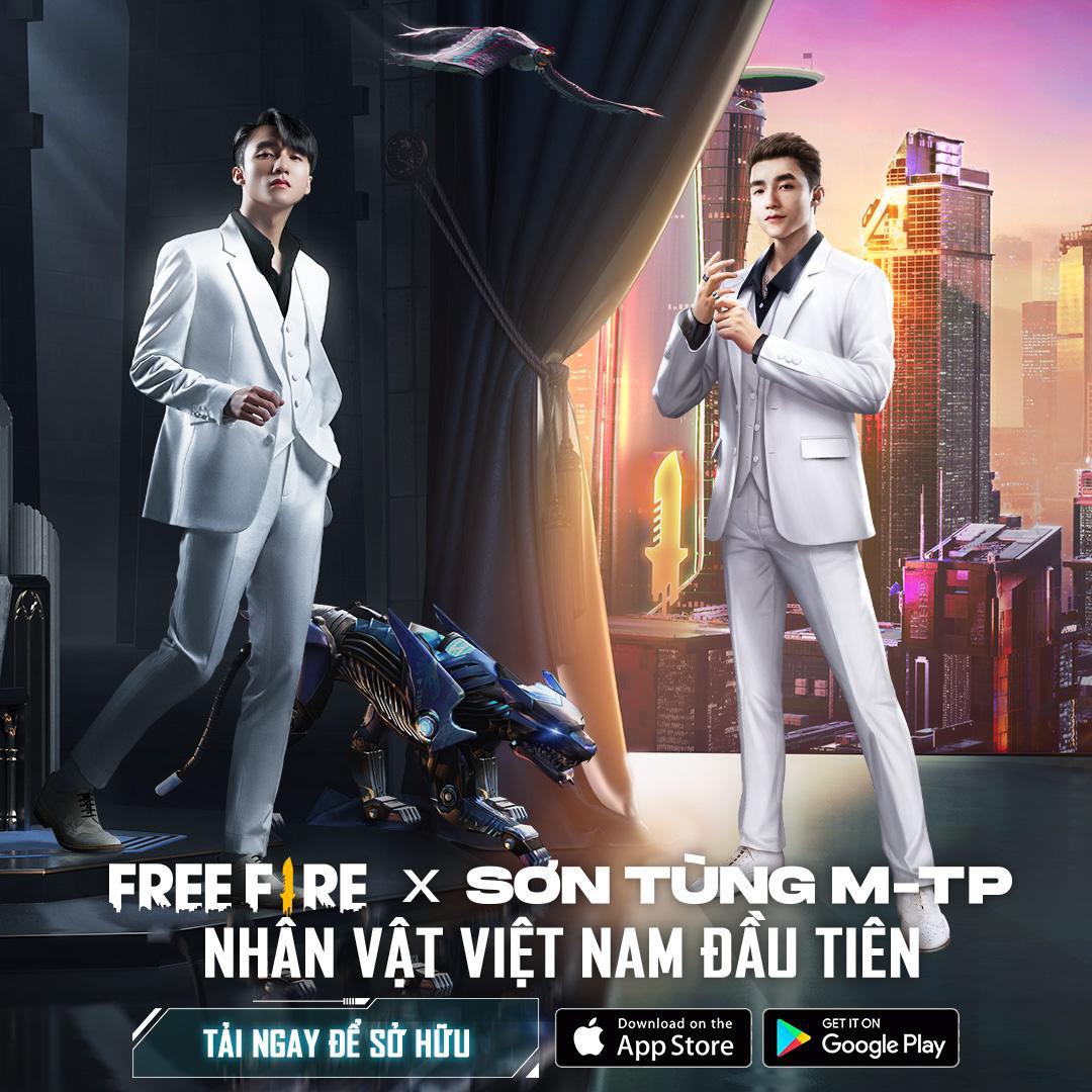 Free Fire hợp tác cùng Sơn Tùng M-TP cho ra mắt nhân vật Việt Nam đầu tiên - Skyler trên toàn thế giới - Ảnh 5.