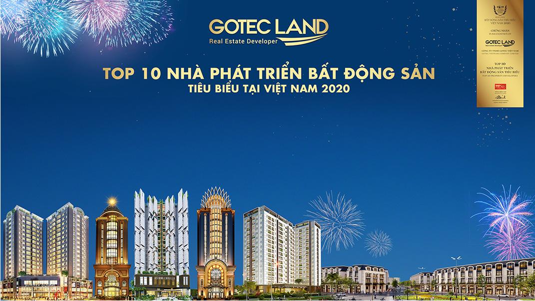Gotec Land - Đề ra chiến lược nhà phát triển bất động sản mang đến giá trị bền vững - Ảnh 3.