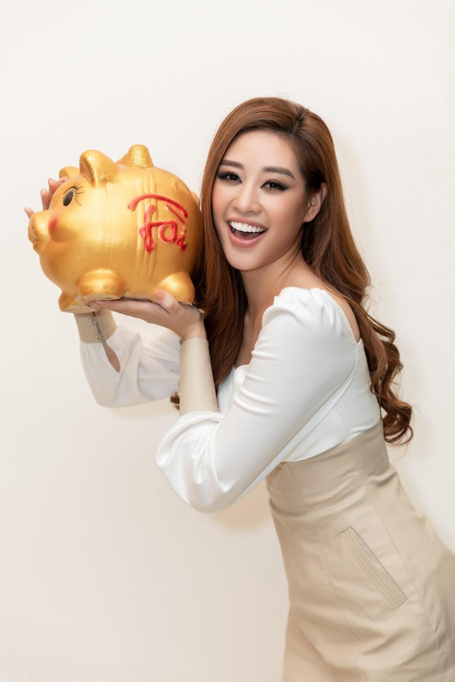 """Hoa hậu Khánh Vân sau 1 năm đăng quang: Nhan sắc thăng hạng, sẵn sàng để """"chinh chiến"""" Miss Universe 2020 - Ảnh 3."""