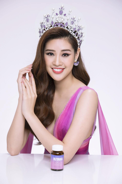 """Hoa hậu Khánh Vân sau 1 năm đăng quang: Nhan sắc thăng hạng, sẵn sàng để """"chinh chiến"""" Miss Universe 2020 - Ảnh 7."""