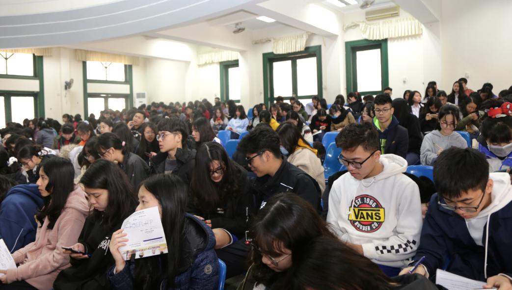 Khám phá TOEFL ITP - Tấm vé điểm 10 Tiếng Anh tốt nghiệp THPT và tuyển thẳng vào đại học top đầu Việt Nam - Ảnh 5.