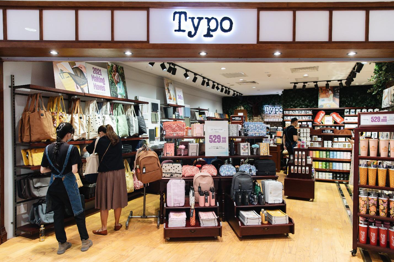 Typo - Thương hiệu văn phòng phẩm, phụ kiện cực chất đã có mặt tại Saigon Centre - Ảnh 1.