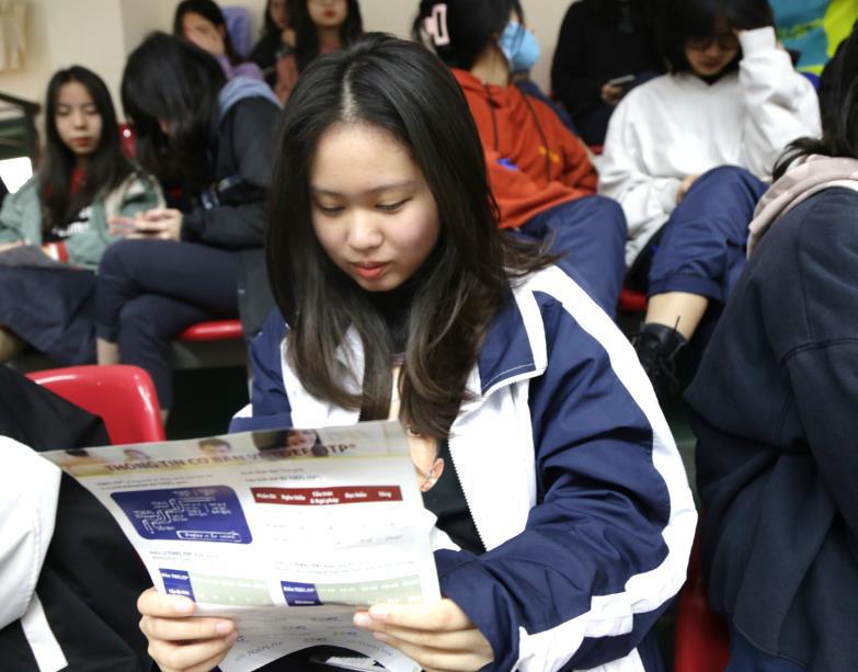 Khám phá TOEFL ITP - Tấm vé điểm 10 Tiếng Anh tốt nghiệp THPT và tuyển thẳng vào đại học top đầu Việt Nam - Ảnh 6.