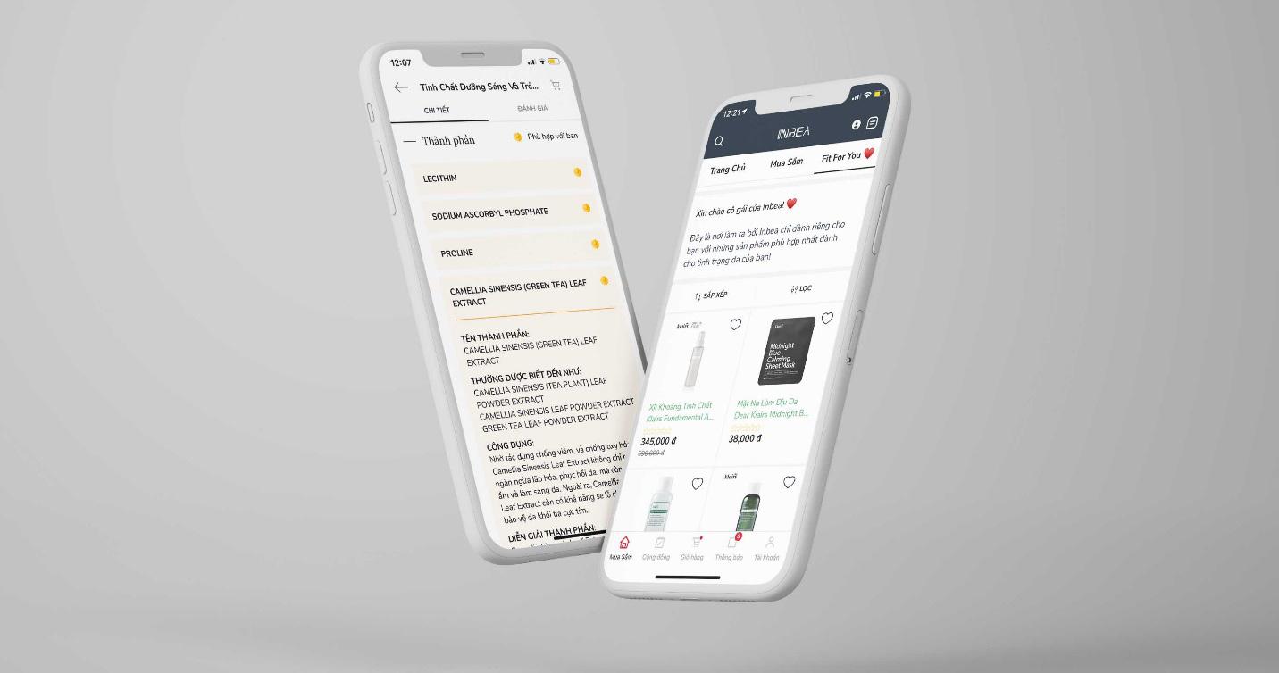 Dùng thử Inbea - Ứng dụng giúp hoàn tiền mặt đến 20% khi mua sắm mỹ phẩm: Có nhiều ưu đãi và tiện ích đến không ngờ - Ảnh 3.