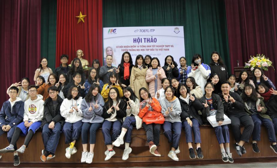 Khám phá TOEFL ITP - Tấm vé điểm 10 Tiếng Anh tốt nghiệp THPT và tuyển thẳng vào đại học top đầu Việt Nam - Ảnh 7.