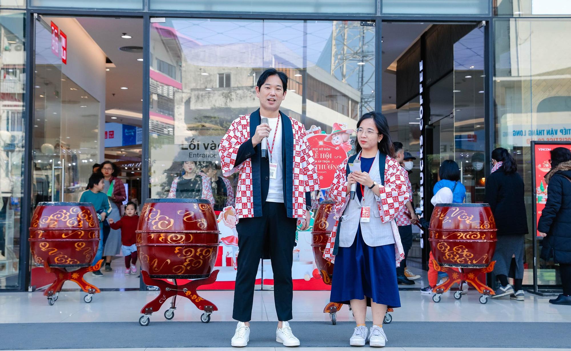 UNIQLO gửi gắm thông điệp mừng năm mới qua vũ điệu Yosakoi đậm chất Nhật - Ảnh 4.