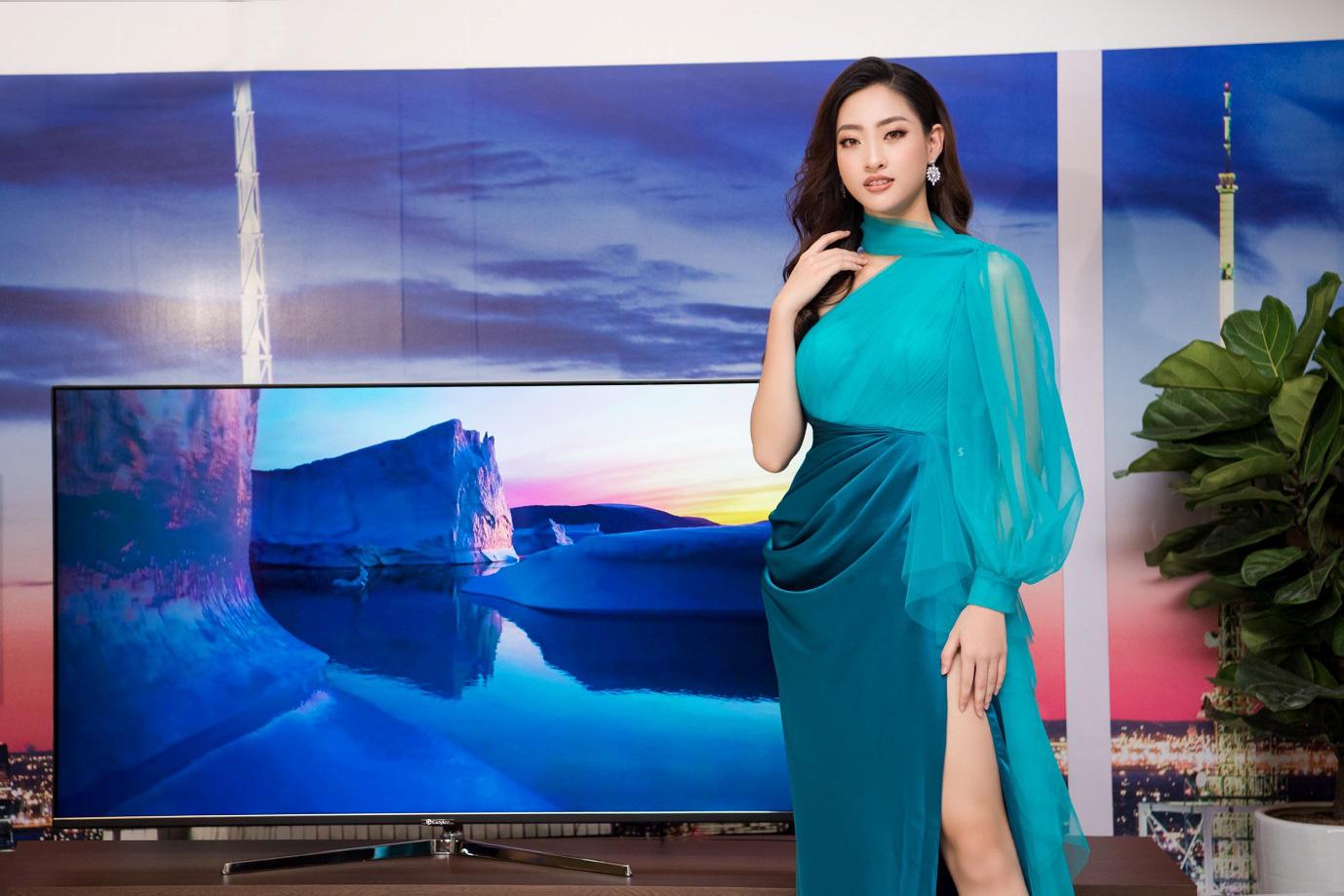 Miss World Việt Nam Lương Thùy Linh: Chúng ta không thể chọn vạch xuất phát nhưng đều có thể chạy đến cùng vạch đích - Ảnh 2.