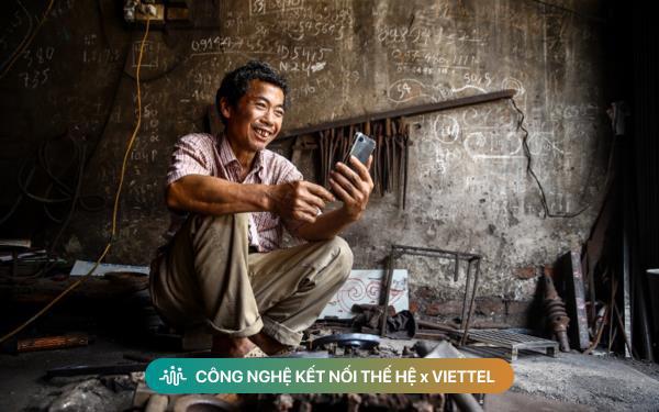 Viettel nỗ lực phổ cập kết nối 4.0 để không người Việt nào bị công nghệ bỏ lại phía sau - Ảnh 1.