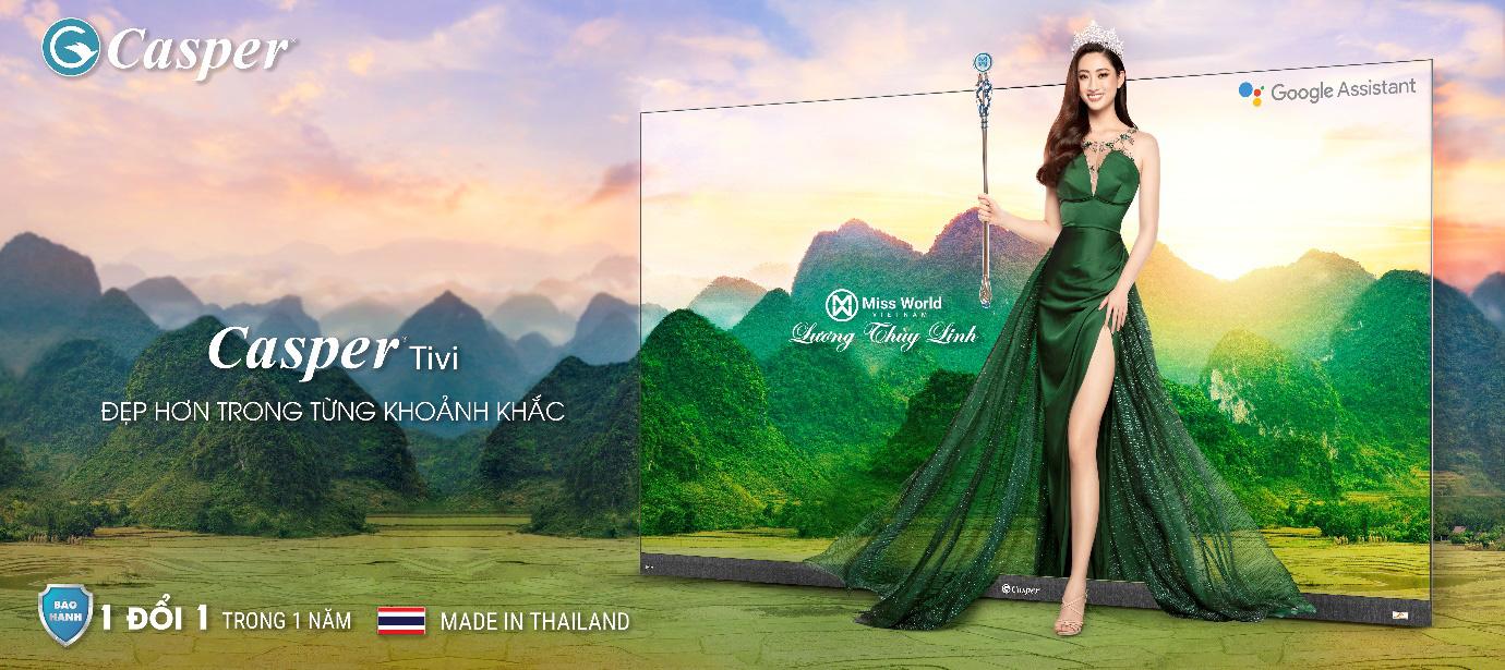 Miss World Việt Nam Lương Thùy Linh: Chúng ta không thể chọn vạch xuất phát nhưng đều có thể chạy đến cùng vạch đích - Ảnh 3.