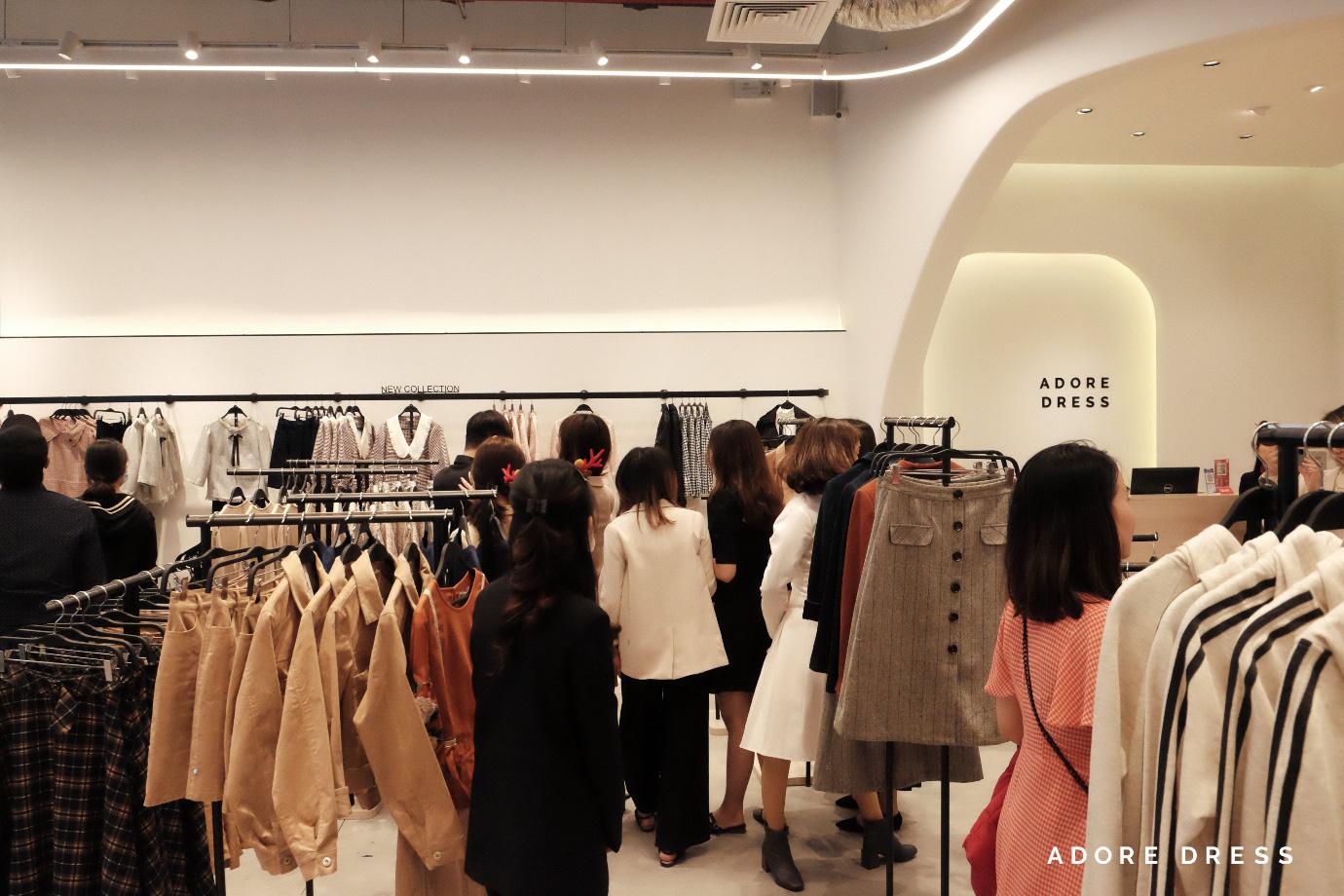 Adore Dress rộn ràng khai trương 2 cửa hàng mới tại Ocean Park Hà Nội và Aeon Mall Hải Phòng - Ảnh 3.