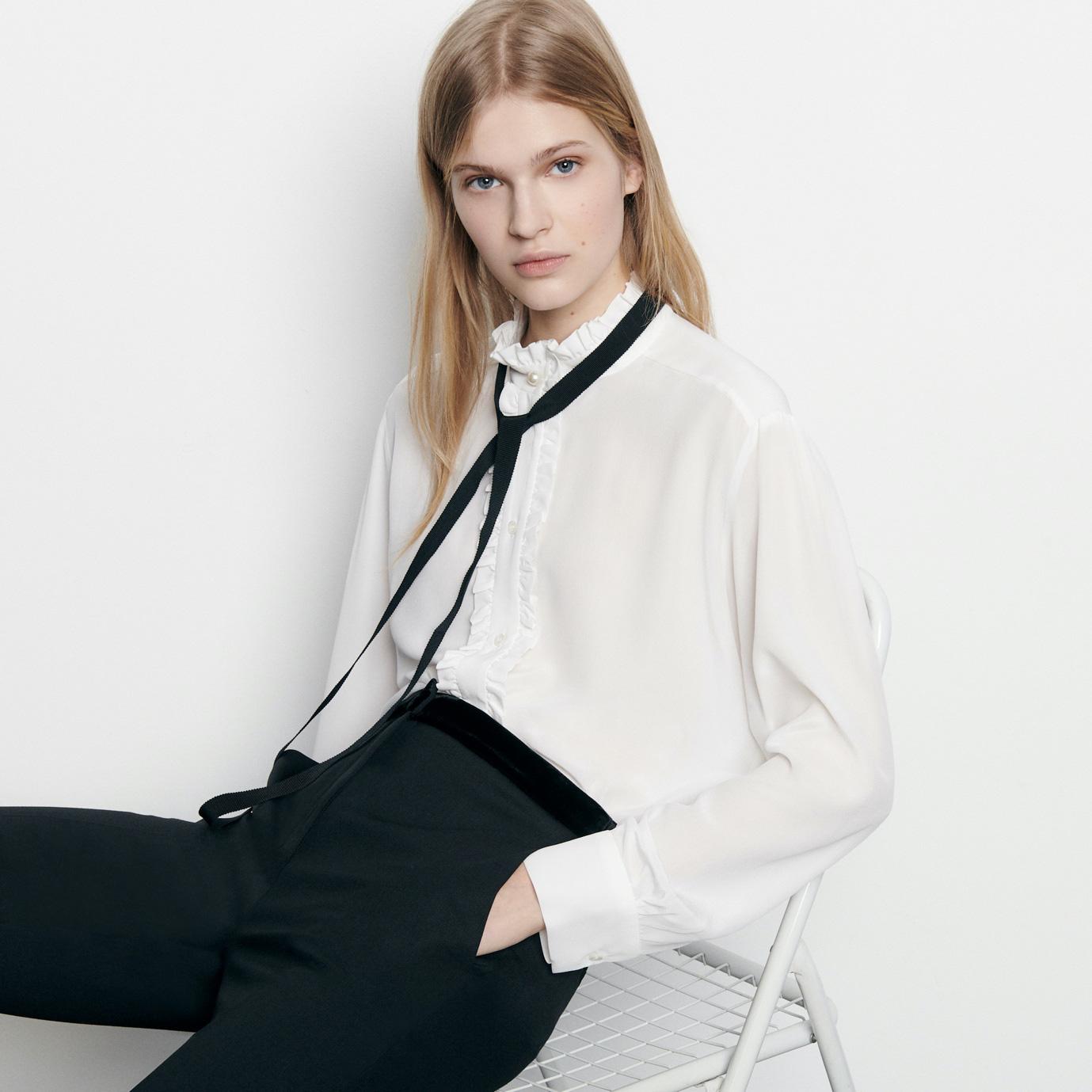 Muốn biết người Paris mặc gì, hãy copycat ngay phong cách của Sandro - Ảnh 2.
