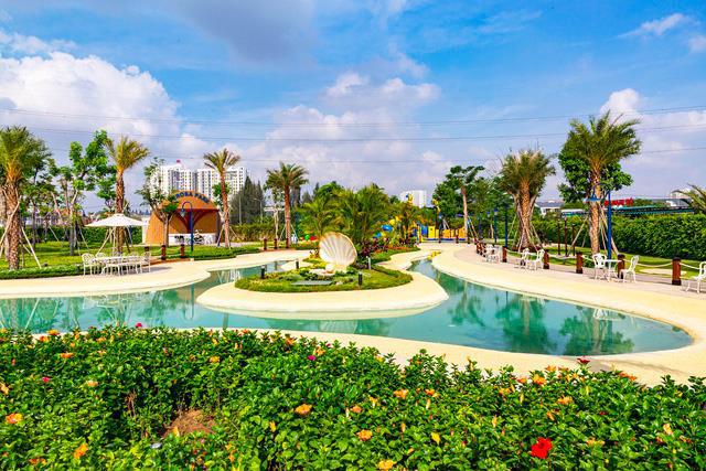 Khang Điền - Verosa Park: Sắc hoa bừng sáng tri ân khách hàng - Ảnh 2.