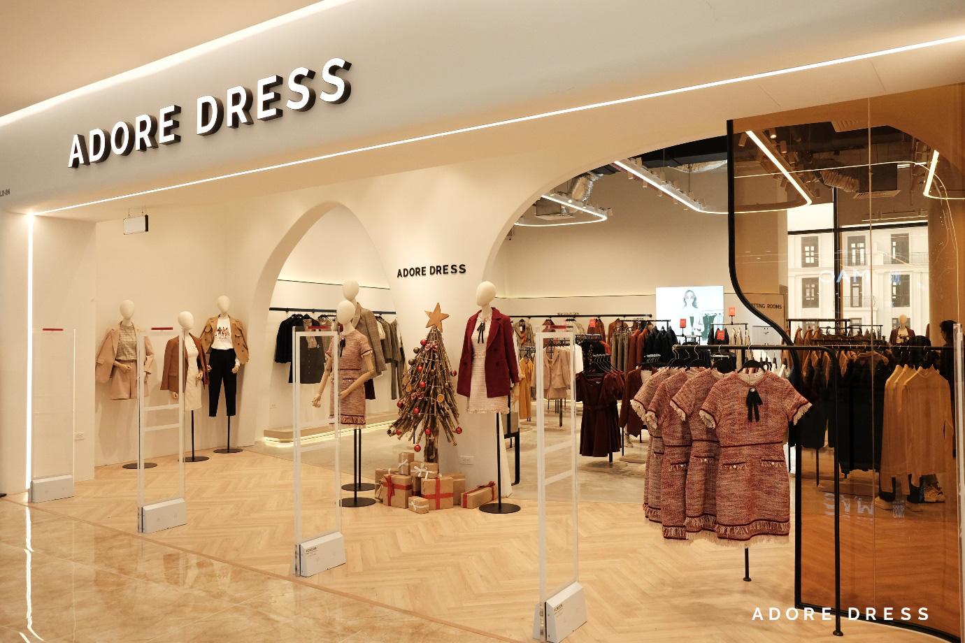 Adore Dress rộn ràng khai trương 2 cửa hàng mới tại Ocean Park Hà Nội và Aeon Mall Hải Phòng - Ảnh 1.