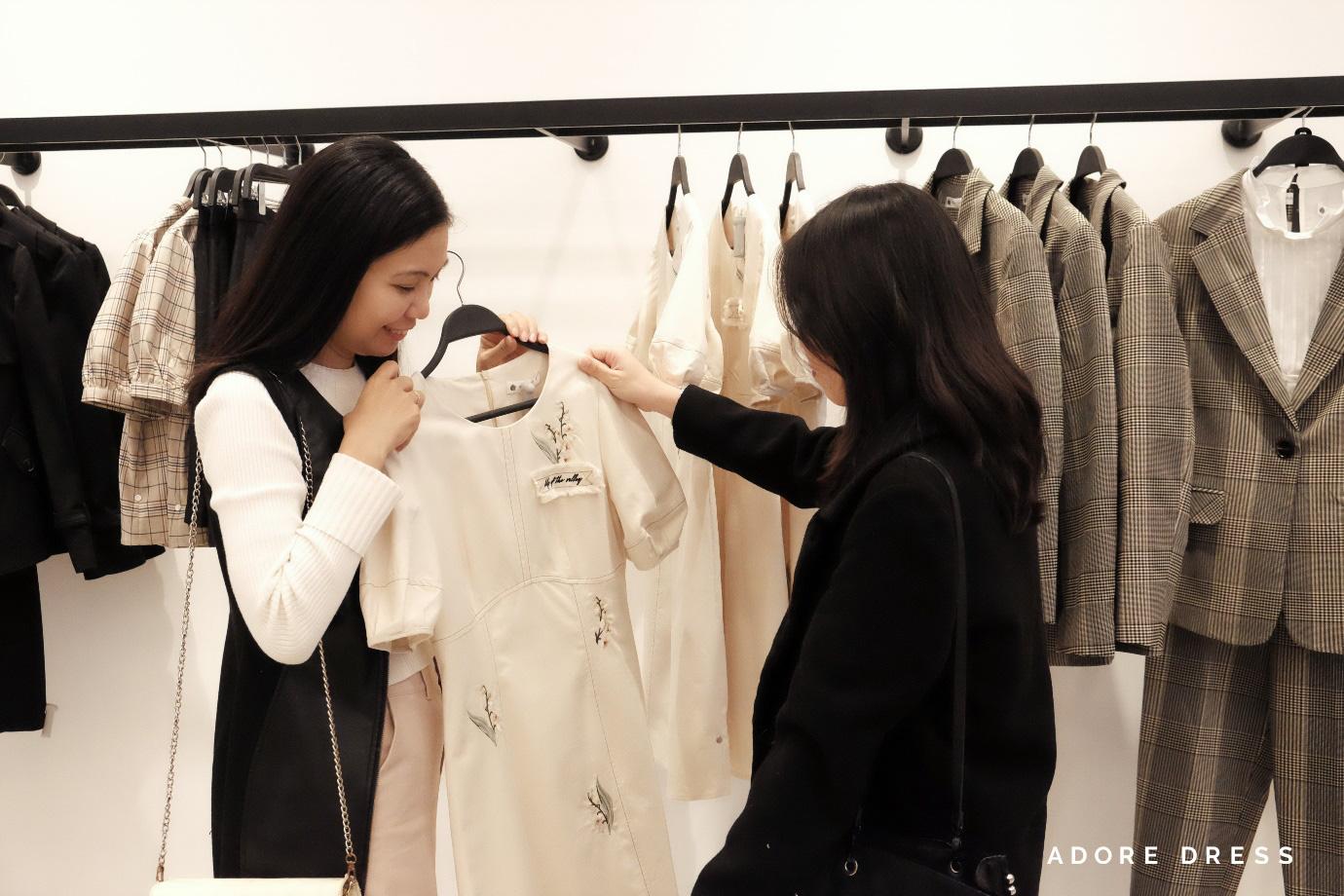 Adore Dress rộn ràng khai trương 2 cửa hàng mới tại Ocean Park Hà Nội và Aeon Mall Hải Phòng - Ảnh 2.