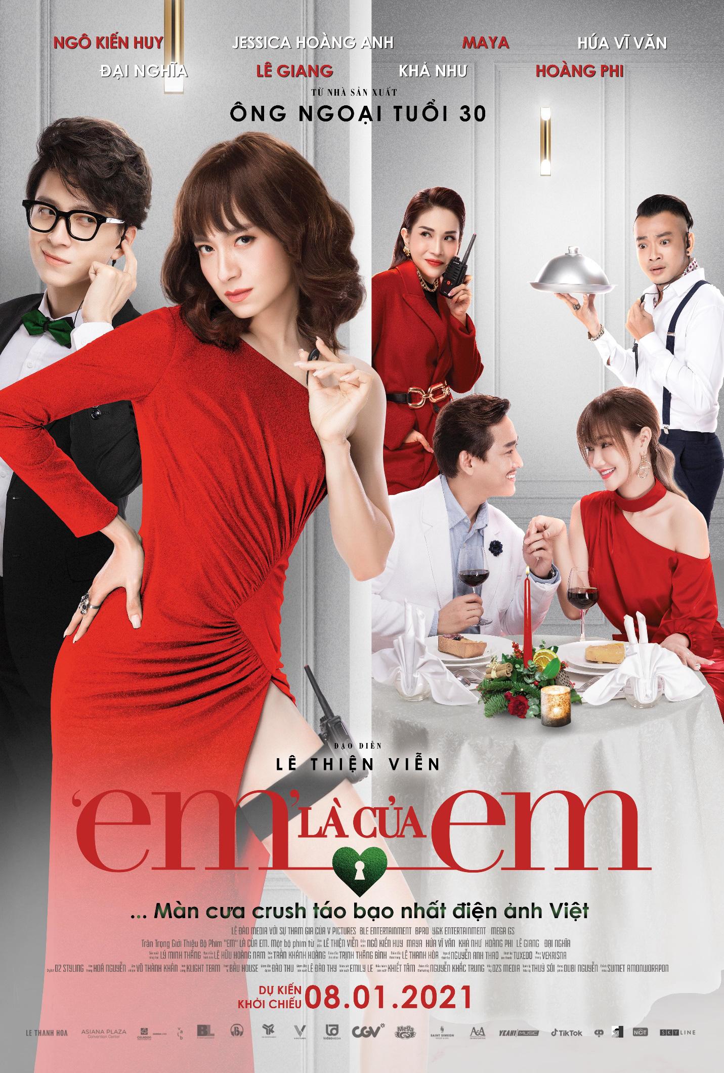 """Ngô Kiến Huy trong """"Em"""" Là Của Em: Chàng thơ mới của dòng phim rom-com mà điện ảnh Việt đang thiếu - Ảnh 1."""