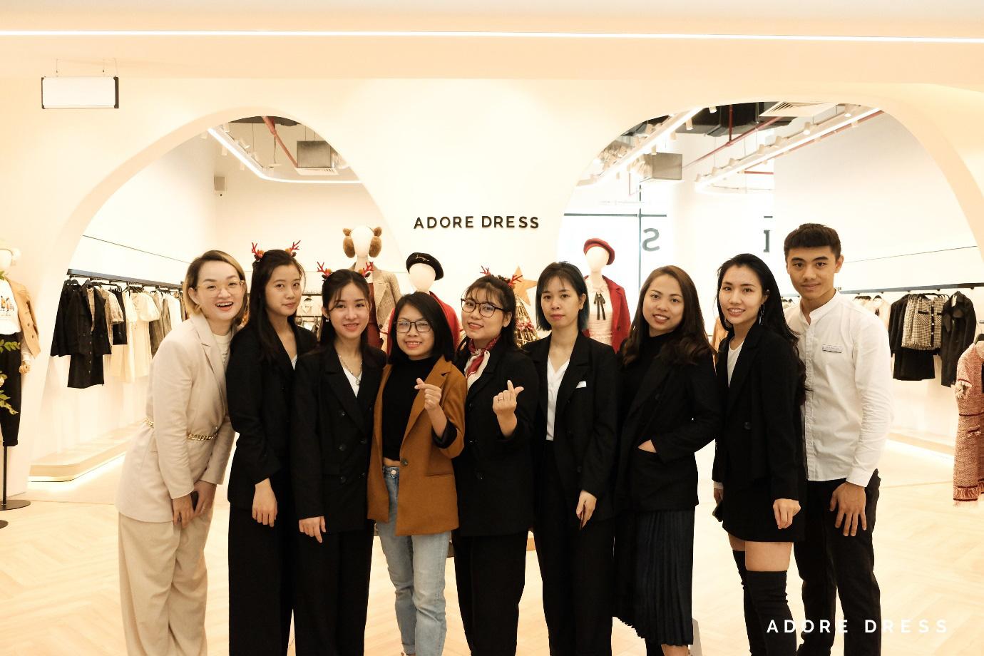 Adore Dress rộn ràng khai trương 2 cửa hàng mới tại Ocean Park Hà Nội và Aeon Mall Hải Phòng - Ảnh 4.