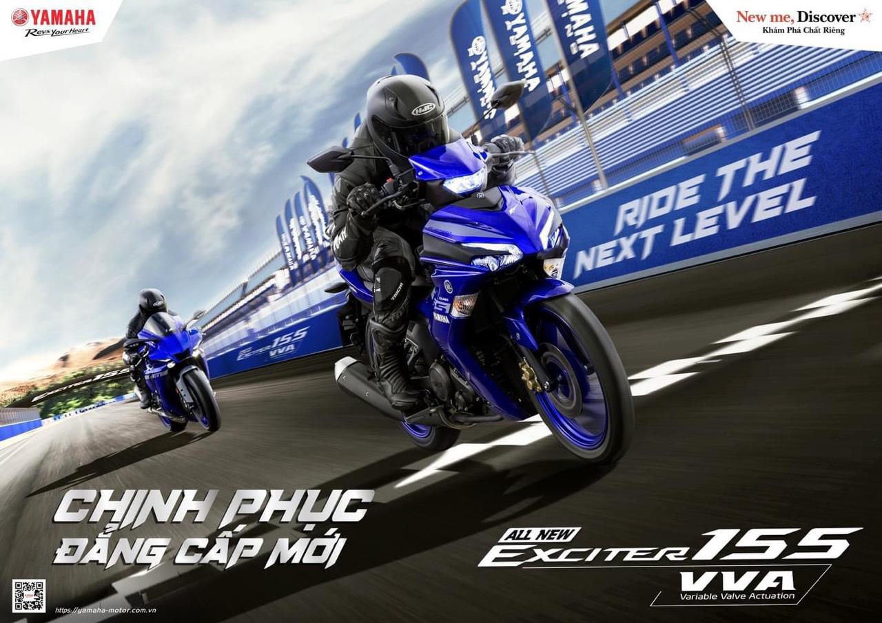 Yamaha Exciter 155 VVA gây siêu bão càn quét các mạng xã hội Việt Nam và Đông Nam Á - Ảnh 4.