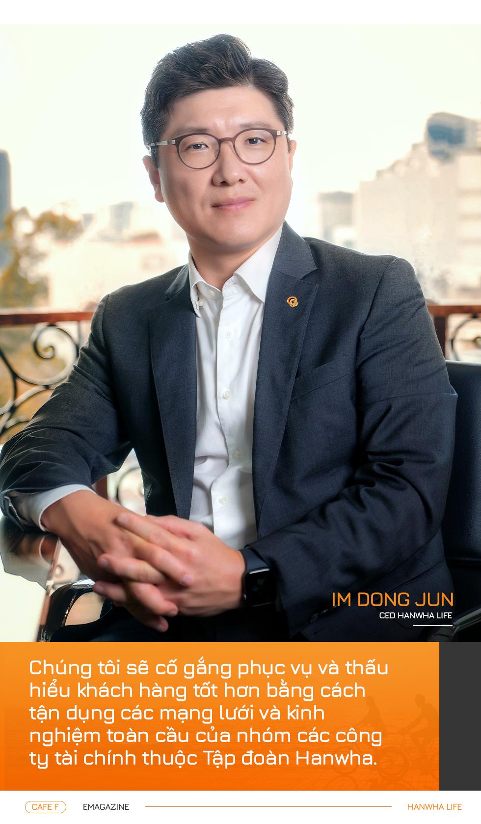 CEO Hanwha Life Việt Nam: Khai phá những cách thức sáng tạo hơn về dịch vụ tài chính - Ảnh 2.
