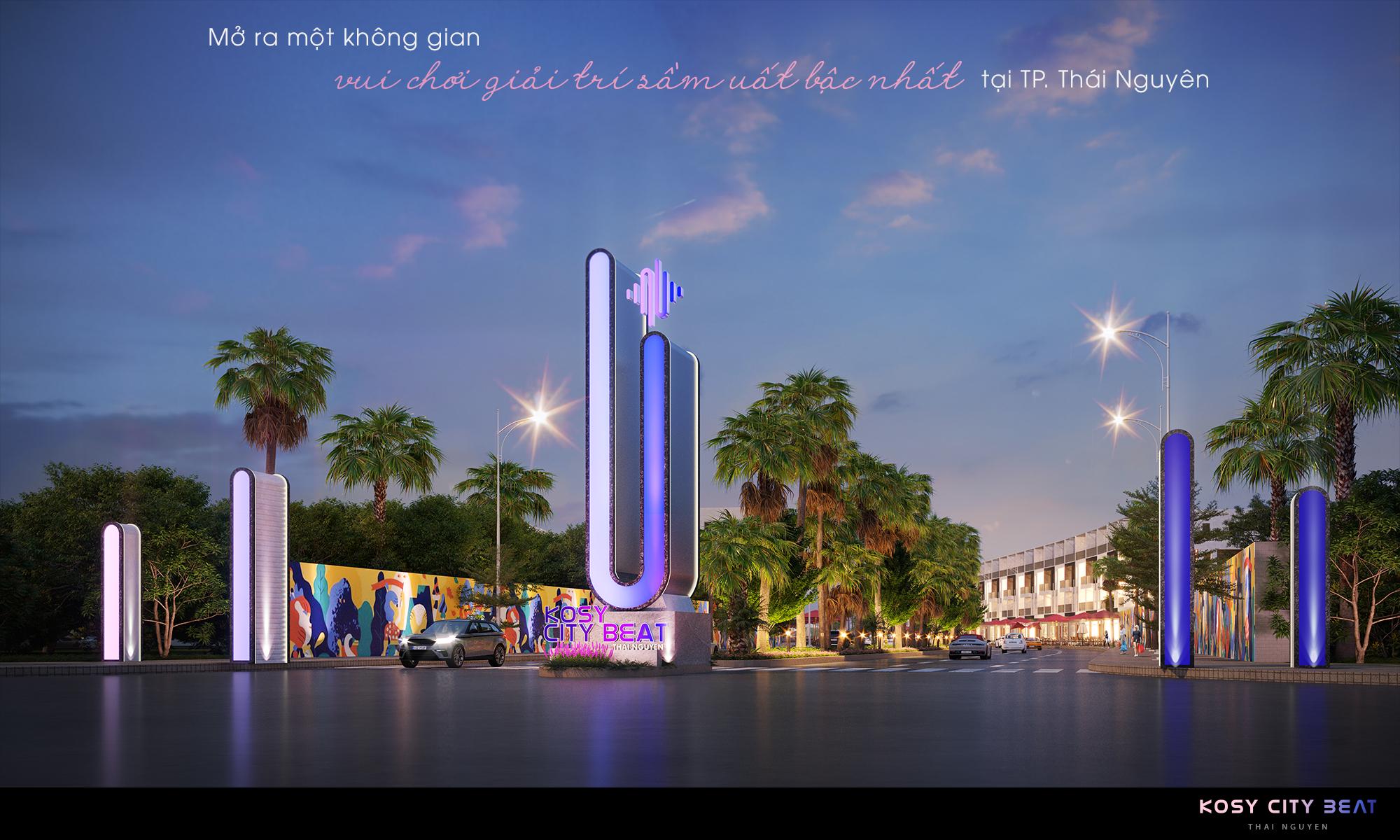 Cuộc sống thăng hoa, nhịp đập lan tỏa tại khu đô thị hiện đại bậc nhất TP. Thái Nguyên - Ảnh 3.